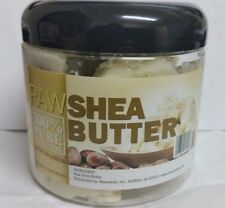 100% Pure Natural Raw African Shea Butter Unrefined - Ghana 8oz   227g Grade A