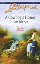 A Cowboy's Honor (Pennies from Heaven, Book 3) (Love Inspired #441), Richer, Loi