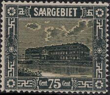 Saar 1922-1923 SC 112 MNH SCV $77.50