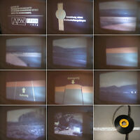 DDR-Defa/APW 16mm Film.Entstehung Bruchgebirges,Erdgeschichte 1970-Antique movie
