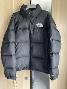 The North Face Puffer Jacket 700 Black Large