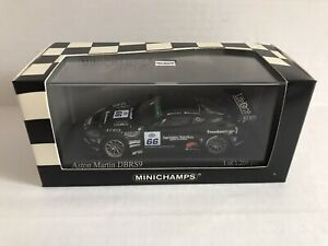 2006 Aston Martin DBRS9 66 FIA GT3 Spa Francochamps Minichamps 1:43 Ltd Edt NEW