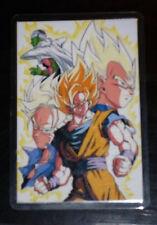 DRAGON BALL Z GT DBZ LAMINATE CARDDASS RAMI CARD CARTE 100 0692-A AMADA JAPAN