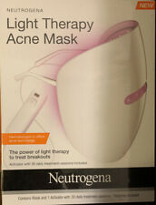 Light Therapy Acne Mask New Factory Sealed, 30 daily treatment sessions Exp 2018