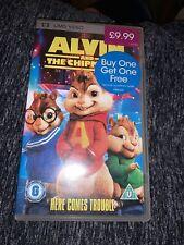 Alvin and the Chipmunks [UMD Mini for PSP].