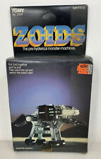 ZOIDS Vintage 2559 Protozoid Elepantus Pre-hysterical Monster Machines Tomy 1982
