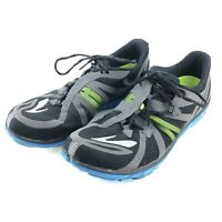 Brooks Pure Connect P2 BlacK Blue Athletic Running Shoes US 11 EUR 45 SH7