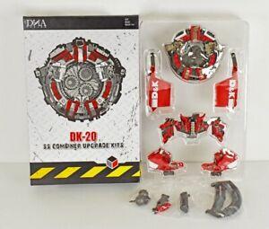 NEW DNA DK-20 SS Combiner upgrade kit for Devastator SS-37,41,42,47,53,55,60,66