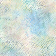 Robert Kaufman Batik Fabric, AMD-16815-70, AQUA, By The Half Yard, Quilting