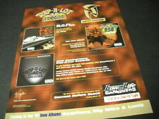RAP-A-LOT Records 1996 Promo Poster Ad ALMIGHTY RSO Noo Trybe DO OR DIE mint