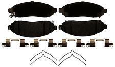 Disc Brake Pad Set-Ceramic Disc Brake Pad Front ACDelco Advantage 14D1094CHF1