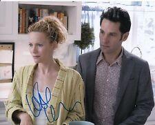 LESLIE MANN signed *THIS IS 40* MOVIE 8X10 photo autographed Debbie W/COA #1
