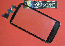 TOUCH SCREEN +VETRO PER HTC SENSATION XE RICAMBIO Display Z715E G18 NERO