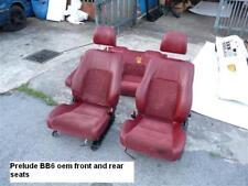 JDM Honda Prelude BB6 97-01 seats leather Type S SET <-