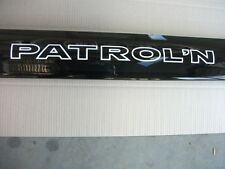 BONNET PROTECTOR SUIT PATROL GU SERIES 1 ,2 OR 3 with PATROL'N LOGO
