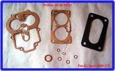 Weber 28/36 DCD, Vergaser Rep.Kit, Ford Capri 1600 GT