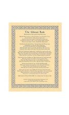 Wiccan Rede (long Poem) Poster