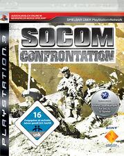 SOCOM: confrontation (Sony PlayStation 3, 2009)