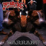 DOG EAT DOG - Warrant - CD Album