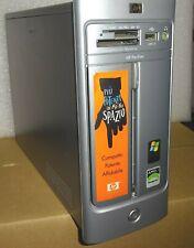 PC COMPUTER DESKTOP HP PAVILION S7000 2.0GHZ 2GB DDR 400 750GB HDD CARD READER