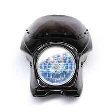 Motorcycle Upper Fairing Cowl+Headlight Kit Fit For Yamaha XJR400 XJR1300 ZRX400