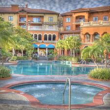 Luxury Disney Wyndham Bonnet Creek Condo Rental July 22-27 (5 Nights)