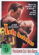 Alfred Hitchcock + DVD + Ich beichte + Spannender Thriller mit Kultfaktor + NEU