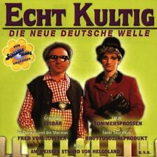Echt kultig-Die Neue Deutsche Welle Doruas & Marinas, Extrabreit, UKW, Ne.. [CD]