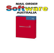 Reckon Accounts Plus 2016 Retail Box- NO SUBSCRIPTION- Free Upgrade TO New Versi