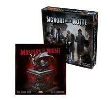 Signori Della Notte Gioco da Tavolo Italiano + Masters of the Night kickstarter