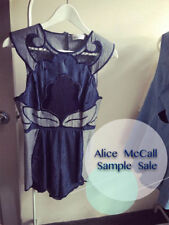 Denim Hand-wash Only Regular Jumpsuits, Rompers & Playsuits for Women