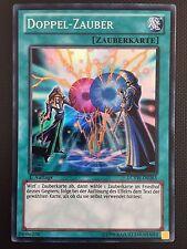 YUGIOH!! Doppel-Zauber LCYW-DE065! Super Rare! Near Mint! 1. Auflage!