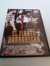 "DVD ""EL PIRATA BARBANEGRA"" PRECINTADO SEALED CAJA SLIM RAOUL WALSH ROBERT NEWTON"