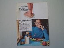 advertising Pubblicità 1973 TERRAILLON