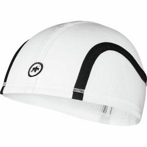 Assos RoboFoil Skull Cap Size 0 White Panther Brand New