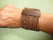 Wooden Bracelet Unisex Hand Made
