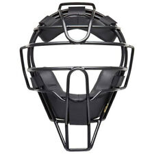Mizuno Baseball Umpire Gear Mask Catcher Softball 1DJQH110 from JAPAN Black