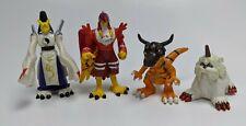 "1990's Bandai Digimon 3"" Mini Action Figure Lot"