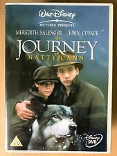 John Cusack Meredith Salenger JOURNEY OF NATTY GANN ~ 1985 Walt Disney Drama DVD