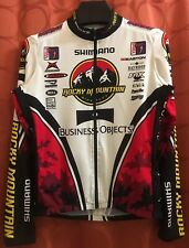 S/P ROCKY MOUNTAIN BICYCLES Cycling Jersey SHIMANO Marzocchi Bomber SUGOI CANADA