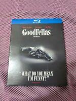 Goodfellas (1990) Blu-ray Limited Edition Slipcover De Niro Pesci Liotta Sealed