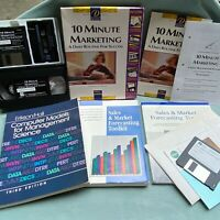 """10 Minute Marketing Daily Routine Devine Sales Forecasting Toolkit 3.5"""" Floppy"""