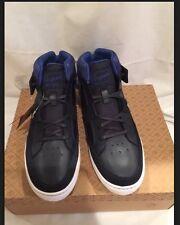NEW Original Penguin After Hours Men US 9.5 Dress Blue Sneakers 1955