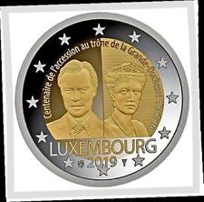 2 EURO *** Luxembourg 2019 *** Grande-Duchesse Charlotte  *** Luxemburg 2019 !!!