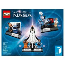LEGO Ideas Women of Nasa Set 21312-Brand New Factory Sealed-231 Pieces In Hand!
