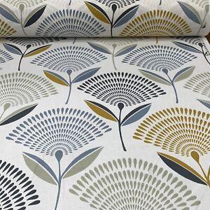 Dandelion Saffron Fabric By Prestigious Textiles/ 100% Cotton