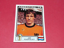 113 POORTVLIET NED ARGENTINA 78 FOOTBALL PANINI WORLD CUP STORY 1990 SONRIC'S