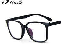Vintage square Eyeglasses Full-rim Glasses frames Eyewear clear lenses Fashion