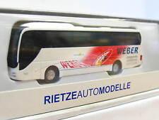 Rietze 64328 MAN Lions Coach Bustouristik Weber OVP (N6880)