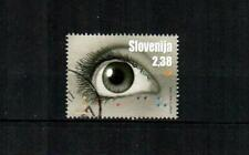 SLOVENIA Scott's 777a Eye and Braille Letters F/VF used S/S single ( 2009 ) #2
